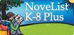 novelist logo k-8